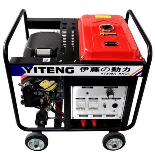 300A汽油发电电焊一体机价格