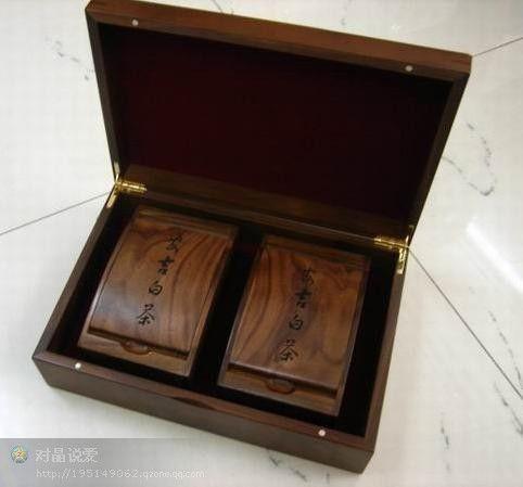 最新竹盒茶叶盒定制 可加工高档茶具竹盒