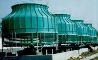 中温开式冷却塔、冷却塔伟雄、无填料雾化冷却塔、喷嘴,WTL冷却塔