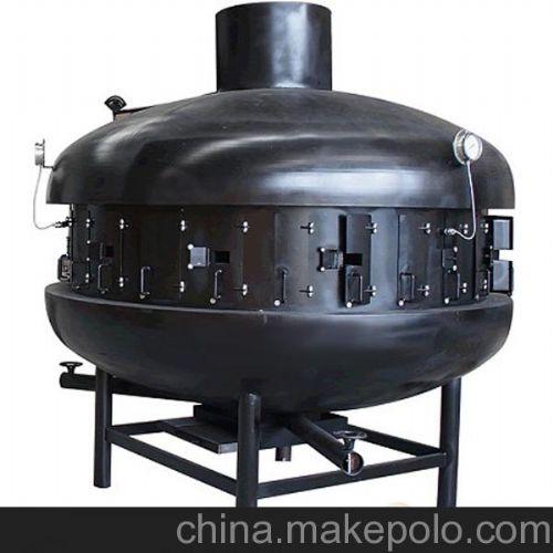 陕西碳火烤鱼炉,宝鸡无烟烤鱼炉设备
