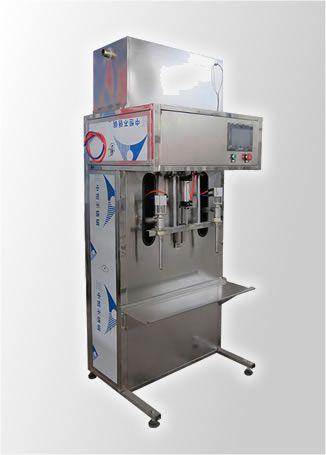 玻璃水灌装机 防冻液灌装机 厂家直销