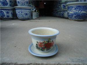 陶瓷花盆,定做陶瓷花盆价格