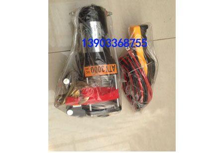 电瓶专用电动绞盘-12伏24伏电动葫芦
