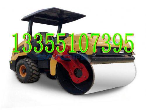 4吨座驾式压路机(带驾驶室的压路机)