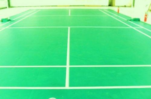 济南pvc运动地板 运动地板 羽毛球地板 羽毛球地胶