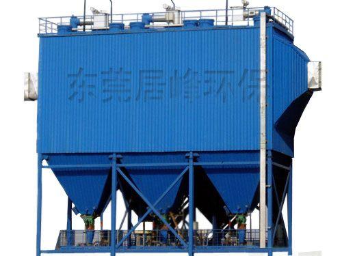 居峰粉尘处理设备DWS系列电除尘器