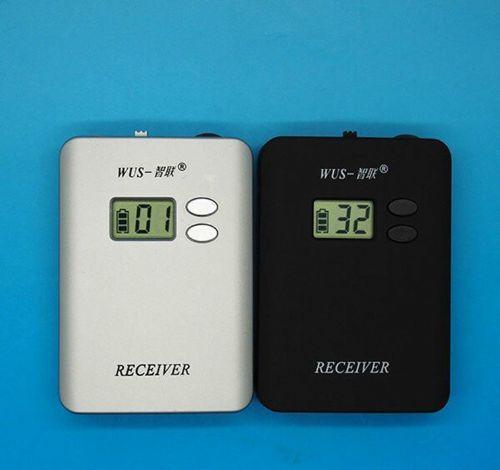 智联无线翻译同声传译耳机 导游用无线传话器送话器 电教设备