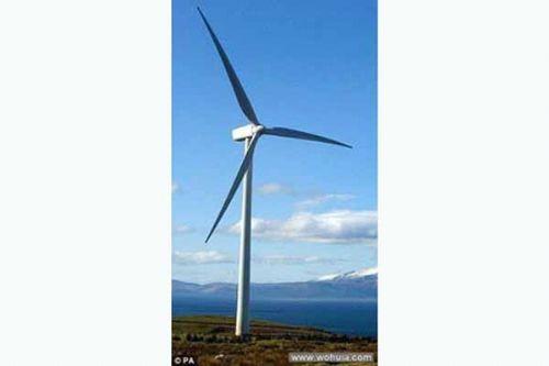 100kw风力发电机光伏太阳能发电