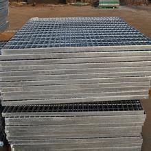 火力发电厂钢格栅板_电厂镀锌平台钢格栅板【星贝】