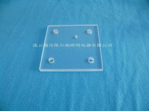 透明玻璃石英片