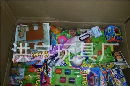 澄海库存玩具主打混装杂款类玩具按斤批发 按吨批发价格更实惠