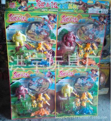外贸库存玩具称斤批发 奥特曼超人动漫玩具按斤卖 地摊畅销商品