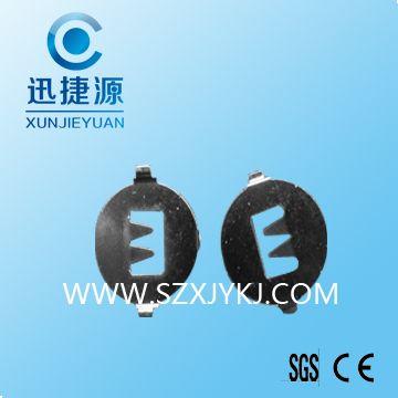 供应汽车遥控器电池CR2032  电池架厂家