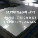 芬可乐进口铝板 7075高硬度铝