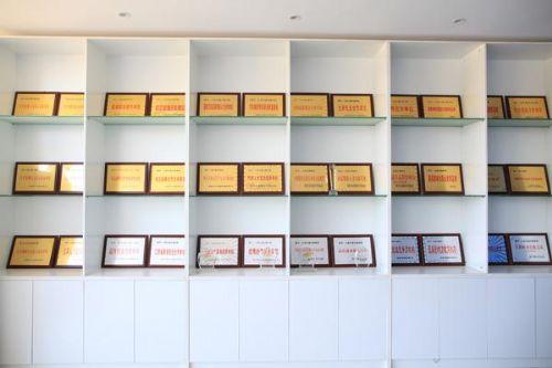 花洒行业哪些荣誉证书可以办