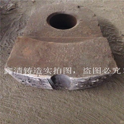 供应 破碎机锤头 高铬合金耐磨铸件 耐磨锤头