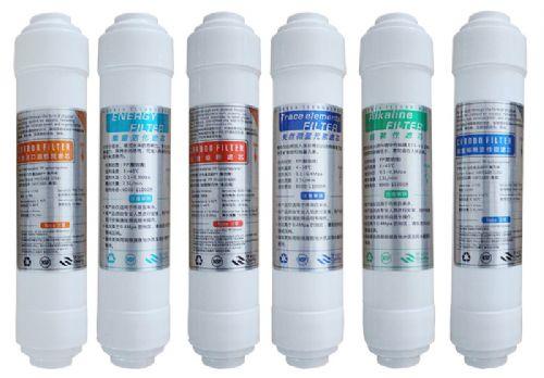 快接式T33 韩式快接滤芯 净水器通用滤芯
