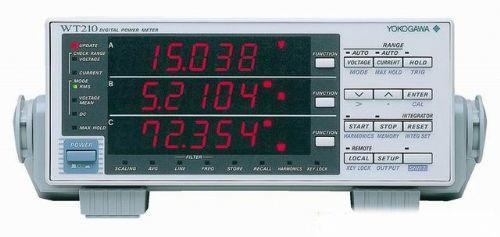 专业回收商WT210购买WT310数字功率表