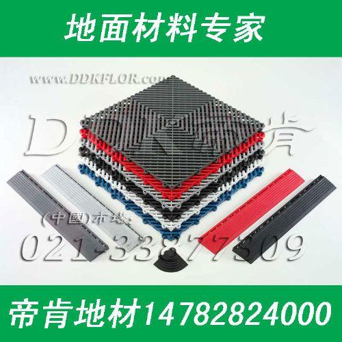 复合PVC高科技材质地板,多色工厂车间地板革