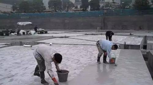 防水工程施工中常见的26条质量问题