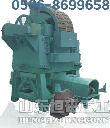 锰铁矿干式磁选机、锰铁矿磁选机工作原理