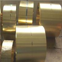 表面加工镀镍黄铜带/深圳C2680镀锡黄铜带厂家
