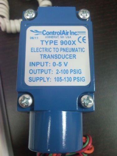 CONTROL-AIR流量放大器6000-DS