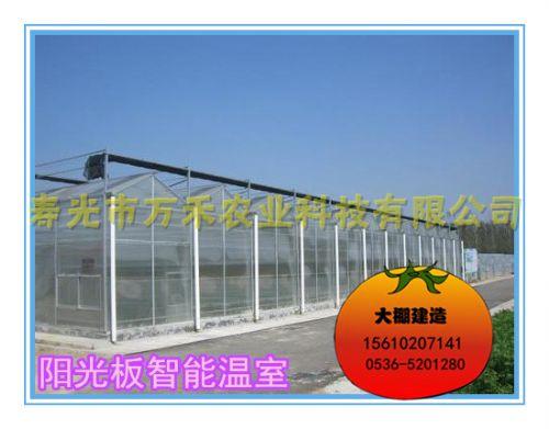 供应智能温室,阳光板智能温室