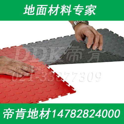 工厂车间地胶,工业耐磨抗压防滑地板