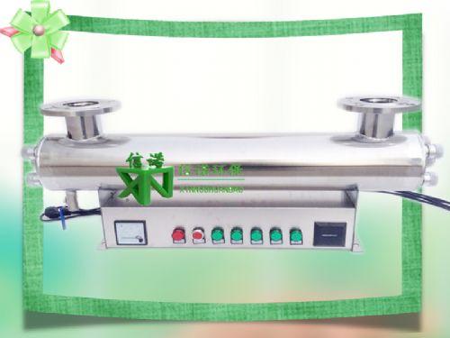 5只灯管紫外线杀菌器 功率400W 污水处理设备