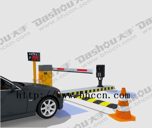 北京车牌识别智能停车场系统