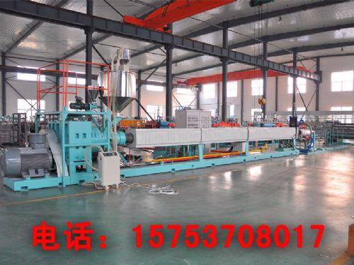 EPE聚乙烯珍珠棉发泡机 高产量珍珠棉设备 珍珠棉生产机 爬行垫