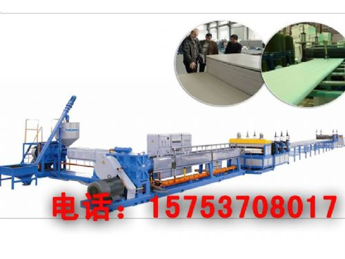PS保温板生产线 B1级保温板材生产线  B2级保温板材生产线