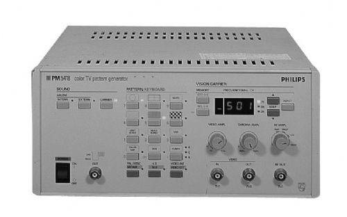 二手出售PM5418TX电视信号发生器福禄克PM5418TX价格
