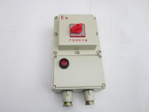 BLK52防爆断路器