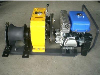 5T电动机动绞磨 电动卷扬机质保一年