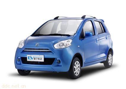 雷丁D50电动汽车 福享版价格参数高清图片