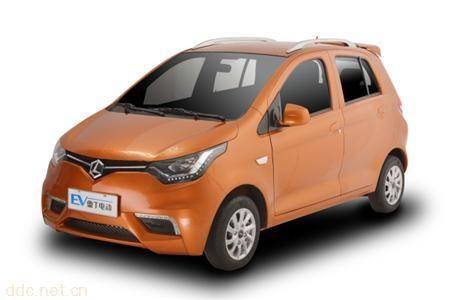 雷丁D70电动汽车 乐享版价格参数高清图片