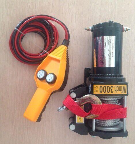 电动绞盘的保养方法-24V电动绞盘价格