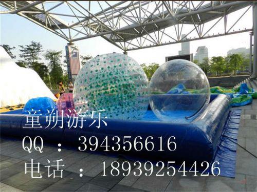 水上游艺设备 水上步行球 报价参数