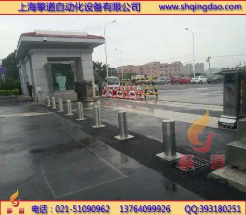 液压升降路障,自动升降路障,上海自动路障厂家