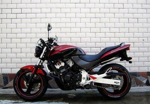 本田小黄蜂250摩托车