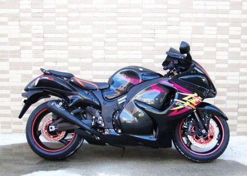 铃木GSX-R1300凖摩托车