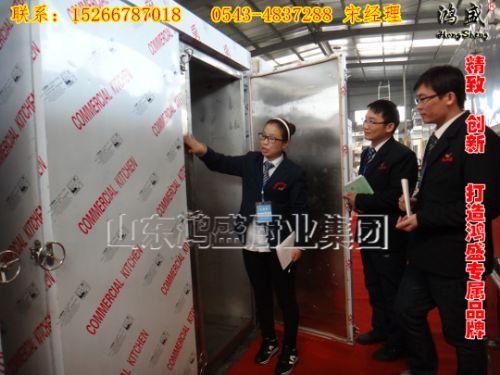 天津食品公司用双门72盘蒸箱 天津定做蒸房厂家 食品蒸箱价格
