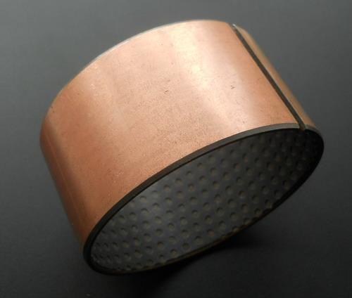 SF-2X边界润滑轴承钢背聚甲醛衬套