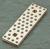 JSP铜基镶嵌式自润滑导向滑块