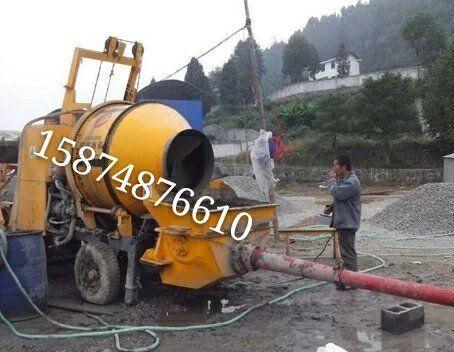 混凝土输送泵砼泵车载泵泵车