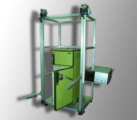 汇中单工位电冰箱门开关寿命试验机
