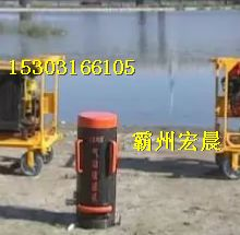 高品质防汛打桩机植桩机生产厂家