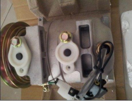 三一sy215挖掘机空调压缩机
